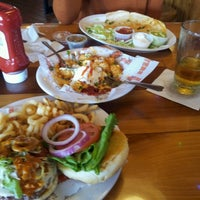 Photo taken at Hooters by Blair K. on 7/18/2012