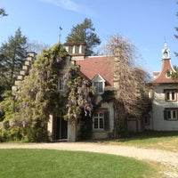 Photo taken at Sunnyside: Home of Washington Irving by Matt U. on 4/21/2012