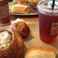 Photo taken at Panera Bread by Bonnie B. on 5/20/2012