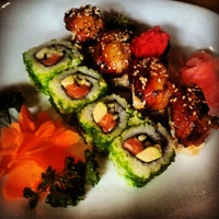 Photo taken at Sushi Tam Da by Lubos L. on 6/16/2012