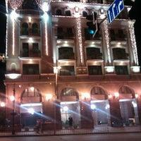 Photo taken at Riviera Hotel by Евгений Я. on 9/1/2012