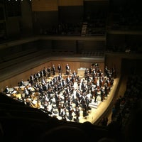 Photo taken at Roy Thomson Hall by YG W. on 5/10/2012