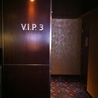 Photo taken at Cineplex Odeon Varsity & VIP Cinemas by Talia B. on 8/16/2012