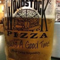 Photo taken at Woodstock's Pizza by Jessa V. on 7/3/2012