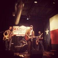 Photo taken at Magnolia Motor Lounge by Kristin on 3/4/2012