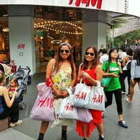Photo taken at Orchard Road by yenyen y. on 7/9/2012