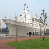 Photo taken at ss Rotterdam by Hein A. on 6/20/2012