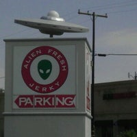 Photo taken at Alien Fresh Jerky by Diamand D. on 7/15/2012