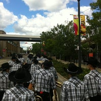 Photo taken at Exhibition TTC Loop by Stuart H. on 8/17/2012