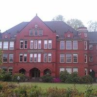 Photo taken at Willamette University by Gregg M. on 5/2/2012