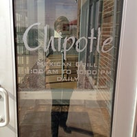 Photo taken at Chipotle Mexican Grill by Patty Q. on 3/1/2012