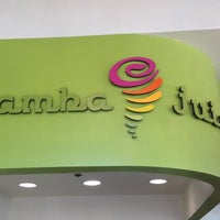 Photo taken at Jamba Juice by Chandreedawn C. on 2/22/2012