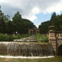 Photo taken at Meridian Hill Park by Matthew W. on 6/23/2012
