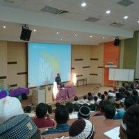 Photo taken at Universiti Malaya (University of Malaya) by Tornado T. on 6/22/2012