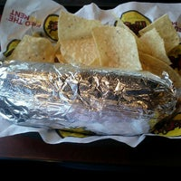 Photo taken at Moe's Southwest Grill by Tiffany T. on 8/3/2012