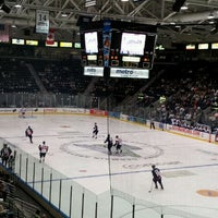 Photo taken at Germain Arena by Aaron on 3/4/2012
