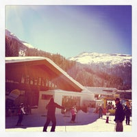 Photo taken at Skigebiet Schlossalm - Angertal / Ski amadé by Alexey U. on 2/21/2012