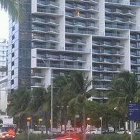 Photo taken at W South Beach by Susan D. on 7/11/2012