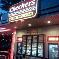 Photo taken at Checkers by Jermayne C. on 4/20/2012