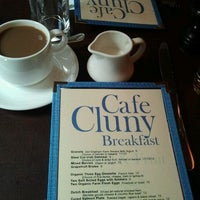 Photo taken at Cafe Cluny by Rodd C. on 3/23/2012