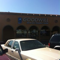 Photo taken at Goodwill by Patty W. on 8/4/2011