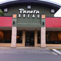 Photo taken at Panera Bread by Don W. on 5/9/2012