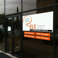 Photo taken at ELS Language Centers by Nathan H. on 7/10/2012