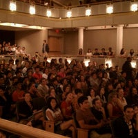 Photo taken at Sorenson Center for the Arts by Vanessa T. on 8/29/2011