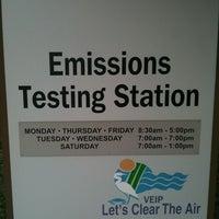 Photo taken at Vehicle Emissions Inspection Program (VEIP) Station by Elliott P. on 7/27/2011