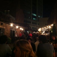 Photo taken at City Beer Hall by Sean M. on 9/11/2011