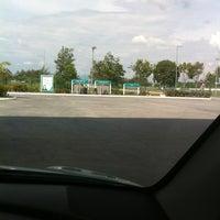 Photo taken at PETRONAS Station UTP by Mustafa B. on 1/14/2012
