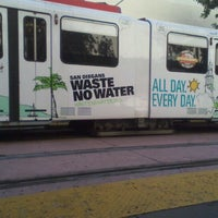 Photo taken at 5th Ave Trolley Station by cyn m. on 10/17/2011