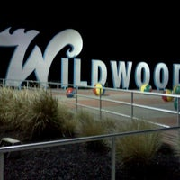 "Photo taken at ""Wildwoods"" Sign by Jim S. on 12/18/2011"