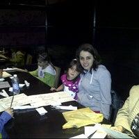 Photo taken at Akco Lounge/Ho-Shim by Angela R. on 4/2/2012