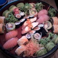 Photo taken at Kuukai by Andrea on 1/25/2012