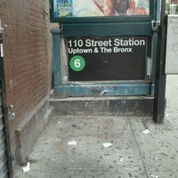 Photo taken at MTA Subway - 77th St (6) by Michael S. on 8/20/2011