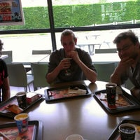 Photo taken at Quick by Clément L. on 8/19/2012