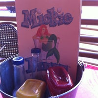 Photo taken at Mickie Finnz Fish House & Bar by Stephanie L. on 2/25/2012
