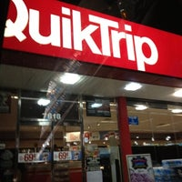Photo taken at QuikTrip by Sandra C. on 8/4/2012