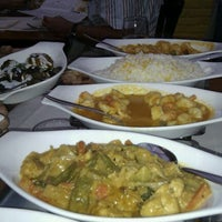 Photo taken at Bombay Spice by Han W. on 8/27/2011