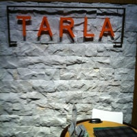 Photo taken at Tarla Mediterranean Bar and Grill by Yvonne B. on 5/18/2012