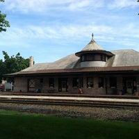 Photo taken at Amtrak Station (KWD) by Misty R. on 5/8/2012