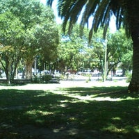 Photo taken at Plaza de Armas de Buin by Nelson P. on 1/22/2012