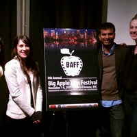 Photo taken at Tribeca Cinemas by Heather K. on 11/6/2011