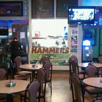 Photo taken at Hammers by warner s. on 5/19/2011