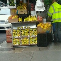 Photo taken at 93rd St Fruit Stand by Brimm on 5/21/2012