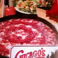 Photo taken at Chicago's Pizza by Tim L. on 10/23/2011