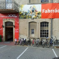 Photo taken at Fahrrad-XXL Emporon by Coachforyou on 11/8/2011