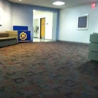 Photo taken at UM-Flint Murchie Science Building (MSB) by Brandon C. on 9/27/2011