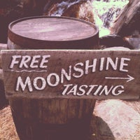 Photo taken at Ole Smoky Moonshine Distillery by Stan M. on 6/7/2012
